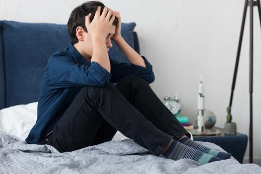 体調不良 起立性調節障害